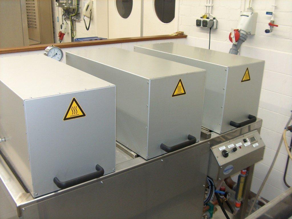 Laboratoriumapparatuur